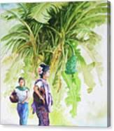 Myanmar Custom_08 Canvas Print