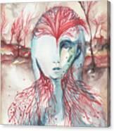 Mylth  Canvas Print