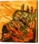 Myriad - Tile Canvas Print