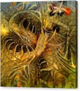 Myriad Canvas Print