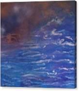 Mysteres Du Pacifique Canvas Print