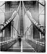 Mystery Manhattan Canvas Print