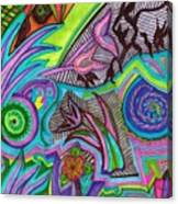 Mystic Garden Canvas Print