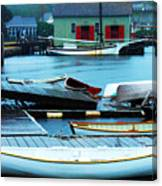 Mystic Seaport #5 Canvas Print