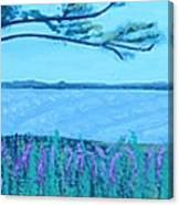 Mystic Strength Of The Niagara River Canvas Print