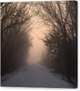 Mystic Trail Canvas Print
