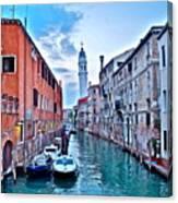 Mystic Venice Canvas Print