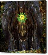 Mystical Flower Canvas Print