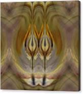 Mystical Flowers Canvas Print
