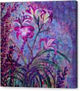 Mystical Garden Canvas Print