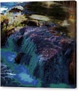 Mystical Springs Canvas Print