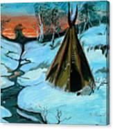 Mystory Canvas Print