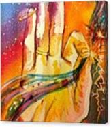 Mythology Canvas Print
