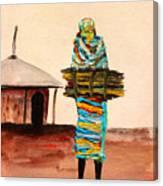 N 104 Canvas Print