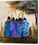 N 109 Canvas Print