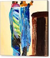 N 110 Canvas Print