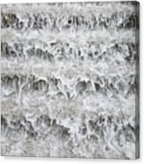 N Y C Waterfall Canvas Print