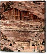 Nabatean's Stadium Canvas Print