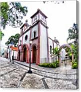 Naguanagua Church Canvas Print