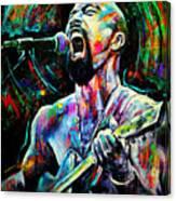 Nahko Bear Canvas Print