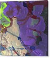 Nail Polish Abstract 15-r11 Canvas Print