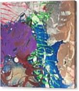 Nail Polish Abstract 15-t11 Canvas Print