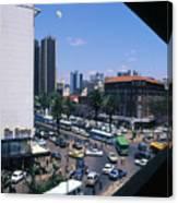 Nairobi City Canvas Print