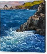Nakalele Point Maui Canvas Print