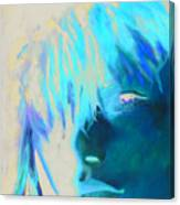 Naked Eye Canvas Print