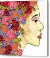 Nala Canvas Print