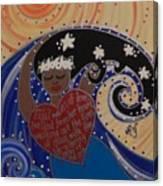 Namaka Canvas Print