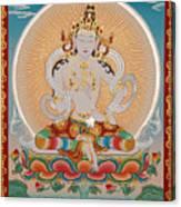 Namcho Vajrasattva Canvas Print