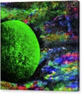 Namek  Canvas Print