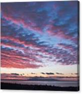 Nanabijou Sunrise Canvas Print