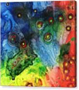 Nanobotica Canvas Print