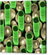 Nanoparticle Trapping, Nanotechnology Canvas Print