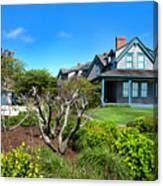 Nantucket Architecture Series 08 Y1 Canvas Print