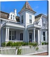 Nantucket Architecture Series 5 - Y1 Canvas Print