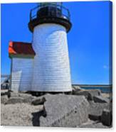 Nantucket Lighthouse Y1 Canvas Print