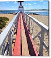 Nantucket Lighthouse - Y2 Canvas Print