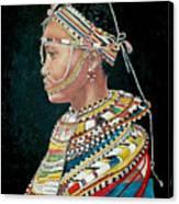 Nanu Canvas Print