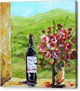 Napa Valley Canvas Print