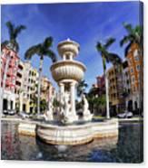 Naples Florida Iv Canvas Print