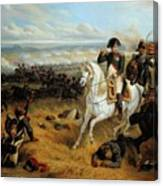 Napoleon In Wagram Canvas Print