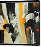 Narration-tonal Value Canvas Print