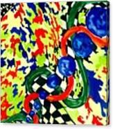 Nascar Canvas Print