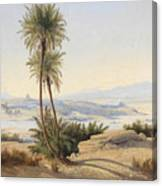 Naser In The Province Of Sukot Canvas Print