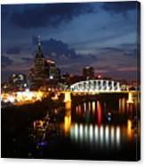 Nashville-2 Canvas Print