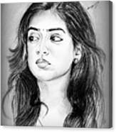 Nasriya Canvas Print