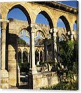 Nassau Cloisters Canvas Print